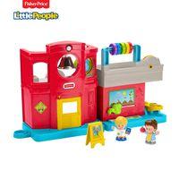 Fisher-Price Little People Schule, Spielfiguren-Set, Spielset