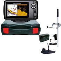 Humminbird Helix 5 DI G2 Down Imaging Echolot Portabel Master Edition – Komplettsystem