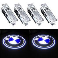 4x LED SMD Einstiegsbeleuchtung Laser Projektor Logo für BMW E90 E91 E92 E93 M3 E60 X5