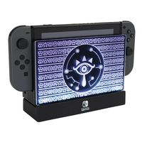 PDP Light Up Dock für Nintendo Switch