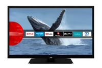 JVC LT-24VH5155 24 Zoll Fernseher / Smart TV (HD ready, HDR, Triple-Tuner, Bluetooth) - 6 Monate HD+ inklusive