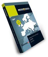 Teleatlas Tele Atlas VDO Europe DVD (BMW, Phaeton GP1) 2014/2015