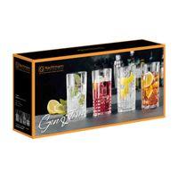 Nachtmann Gin & Tonic Longdrink Gläser Set 4-teilig