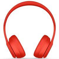 Beats Solo 3 wireless On-Ear Kopfhörer hellrot
