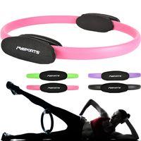 Pilates Ring Premium - 38 cm Übungskreis, Farbe:Pastellpink