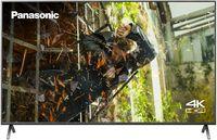 Panasonic TX-43HXW904 108 cm (43 Zoll) 4K Ultra HD LCD-Fernseher, DVB-T/-T2/-C/-S2 Empfänger, HbbTV, WLAN, Smartphone-Steuerung, eingebauter Sprachassistent, 2x CI+