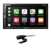 Pioneer AVH-Z5200DAB Bluetooth Digitalradio 2-DIN CarPlay Android Auto Autoradio