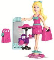 Mega Bloks Barbie Figur mit Zubehör Sortiert