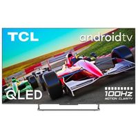 TCL TV 65C727 - Fernseher QLED UHD 4K - 65 (165cm) - Panel 100Hz - Dolby Vision - Ton Dolby Atmos ONKYO - Android TV - 4 x HDMI 2.1