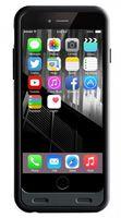 BOOMPODS&#x99, iPhone 6 powercase Schutzhülle mit intgr. Powerbank dark grey