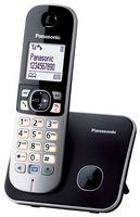 Panasonic KX-TG6821GB Schnurlostelefon mit AB schwarz