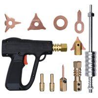 20-tlg. Punktschweißgerät Ausbeulspotter Kit Ausbeulwerkzeuge Set