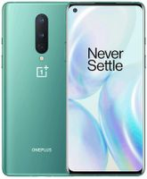 Oneplus 8 Pro, 8GB RAM + 128GB ROM, Dual-Sim Handy, 5G - Glacial Green