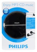 Philips EXP 2546 Tragbarer CD & MP3 Player