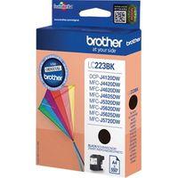Brother LC-223BK Tintenpatrone - Schwarz - Tintenstrahl - 550 Seiten