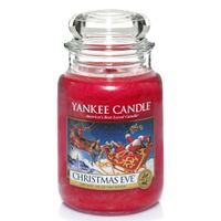Yankee Candle großes Glas Christmas Eve 623 g