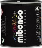 mibenco 72819005 Flüssiggummi Pur, 175 g, Schwarz Glänzend