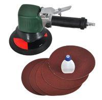 Druckluft Exzenterschleifer Poliermaschine Schleifer Excenterschleifer Ø 150 mm