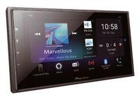 Pioneer SPH-EVO64DAB | 1 oder 2 DIN Multimedia-Player mit 6,8' Clear-Type-Touchscreen für Apple CarPlay und Android Auto