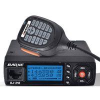 BaoJie BJ-218 25W Walkie Talkie Mobilfunk UKW UHF 136-174 400-470 MHz Amateurfunkwagen Long Range