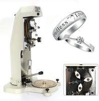 Schmuck Graviermaschine 2 Faces Innerhalb Ring Engraving Machine Jewelry  Graveur ausstattung