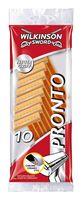 Wilkinson Sword Einwegrasierer Pronto 10 Stück in einer Packung 10er Pack