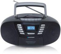 Blaupunkt Boombox mit Kassettenlaufwerk und Bluetooth B120BK