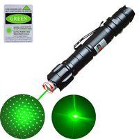 High Power Green Laser Pointer 10 Meilen Marine Lampenstift Signal All Sky Star