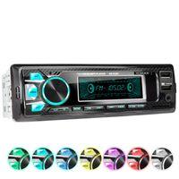 XOMAX XM-R265: 1DIN, Autoradio mit Bluettoth, USB, AUX IN, ohne Laufwerk