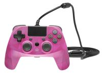 Snakebyte PS4 Game Pad 4S in Bubblegum Camo