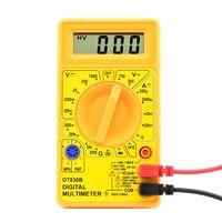 Digital-Multimeter DT-830B Messgerät inkl. Prüfkabel Messgerät Widerstand Spannung