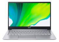 "Acer Swift 3 SF314-42-R2QZ Netbook 35,6 cm (14 "") 1920 x 1080 Pixel AMD Ryzen 3 8 GB LPDDR4-SDRAM 256 GB SSD Wi-Fi 6 (802.11ax) Windows 10 Home S Zilver"