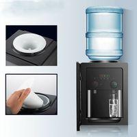 550W Elektrischer Wasserspender Wasserkocher Heißwasserspender Thermopot Thermoskanne für Heimschul büro Rostfreier Stahl 4l