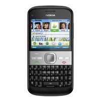 "Nokia E5-00, 5,99 cm (2.36""), 320 x 240 Pixel, TFT, 32 GB, 256 MB, 3x"
