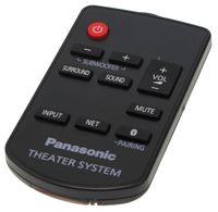 Panasonic N2QAYC000131 Fernbedienung für Soundbar SC-HTB510