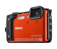 Nikon Coolpix W300 Outdoor Kamera, Farbe:Orange