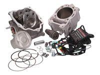 Zylinderkit Malossi Power Cam 218ccm 75,5mm für Aprilia SR Max, Nexus, Piaggio, Vespa 125ie 4T 4V Euro3