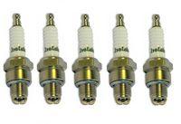 5x Doppelpin Zündkerze Isolator Spezial M14-260 für Simson, AWO, MZ