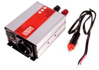 Carpoint wechselrichter (12-230V / 150W) grau (BE/FR)
