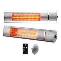 AREBOS Infrarot Heizstrahler | Wärmestrahler |Terrassenstrahler |Terrassenheizer - direkt vom Hersteller