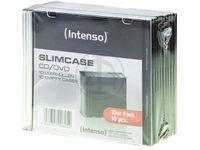 Intenso - Behälter CD-Aufbewahrung (Packung mit 10)