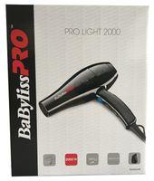 BaByliss PRO BAB 5559E Pro Light 2000 Haartrockner