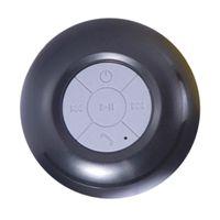 BTS-06 Outdoor Tragbar Wasserdicht Mini Bluetooth Lautsprecher Big Saugnapf Bad Outdoor Auto Geschenk Audio schwarz