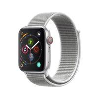 Apple Watch Series 4 GPS Cell 44mm Silver Alu Seash. Loop