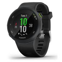 Garmin GPS Multisportuhr Forerunner 45 GPS 39,5 mm black -
