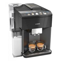 Siemens EQ.500 integral, Espressomaschine, 1,7 l, Kaffeebohnen, Gemahlener Kaffee, Eingebautes Mahlwerk, 1500 W, Schwarz