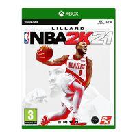 NBA 2K21 Xbox One Spiel