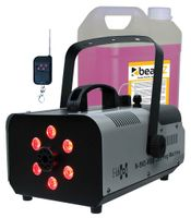 E-Lektron N-910-RGB LED Nebelmaschine 900W inkl. 5L Nebelfluid - EL189045