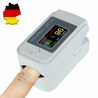 Melario Finger Pulsoximeter Sauerstoff Puls SpO2 Messgerät Oximeter SpO-2 Pulsoxymeter