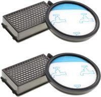 2x Hepa Staubsauger Filter Set für Rowenta Compact Power Cyclonic Staubsauger  ZR005901
